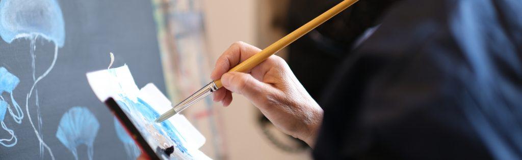 cours de peinture pour adultes à Cannes