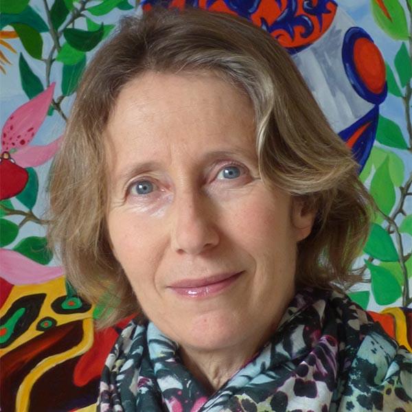 Marie Christine Besset professeur aux beaux arts de Cannes
