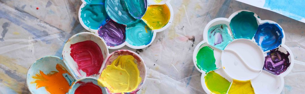 Cours d'arts plastiques pour enfant au Cannet