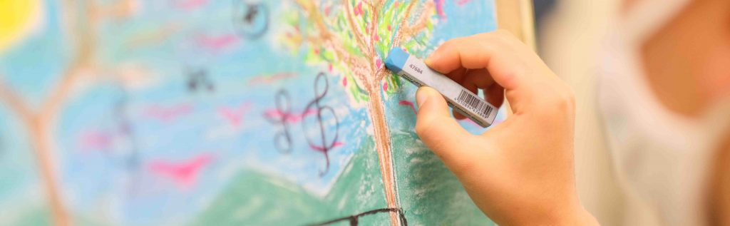 cours de dessin et de peinture pour enfant et adolescent à Cannes