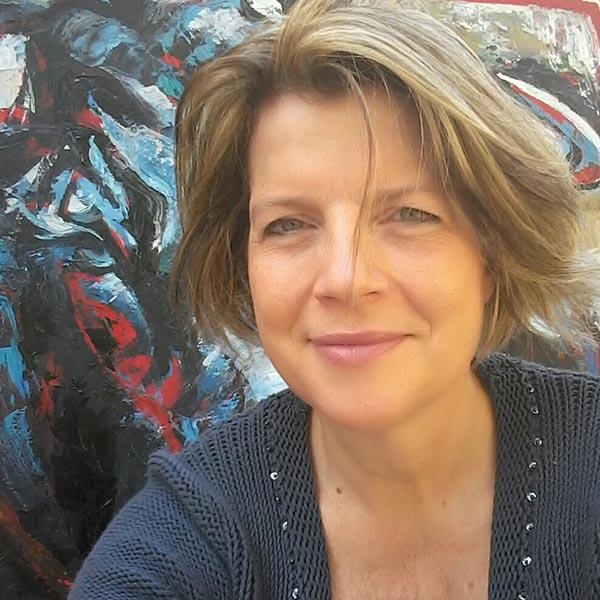 Eleonora Bingen professeur aux beaux arts de Cannes