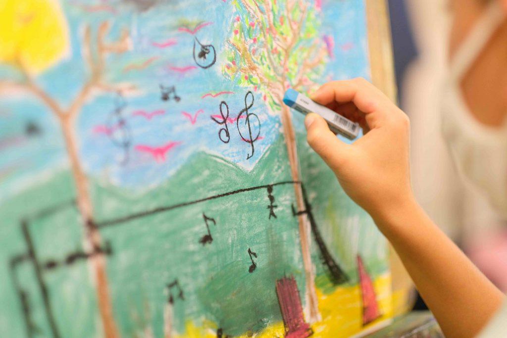 cours de dessin pour enfant aux beaux-arts de Cannes