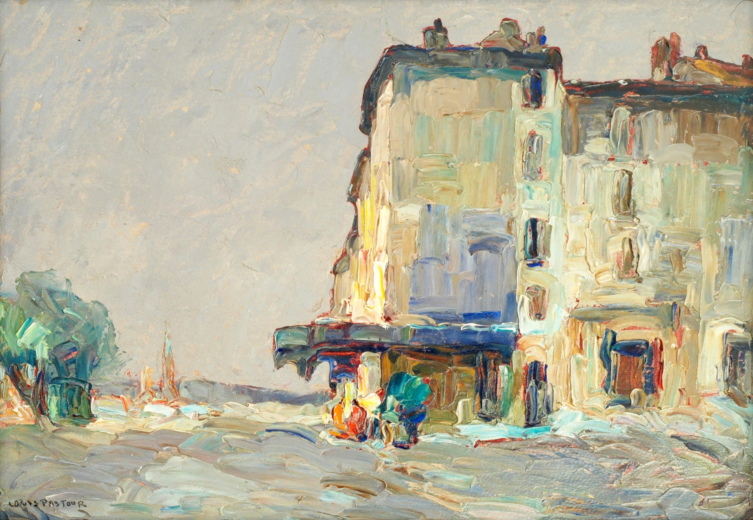 Association des Beaux Arts de Cannes Louis Pastour