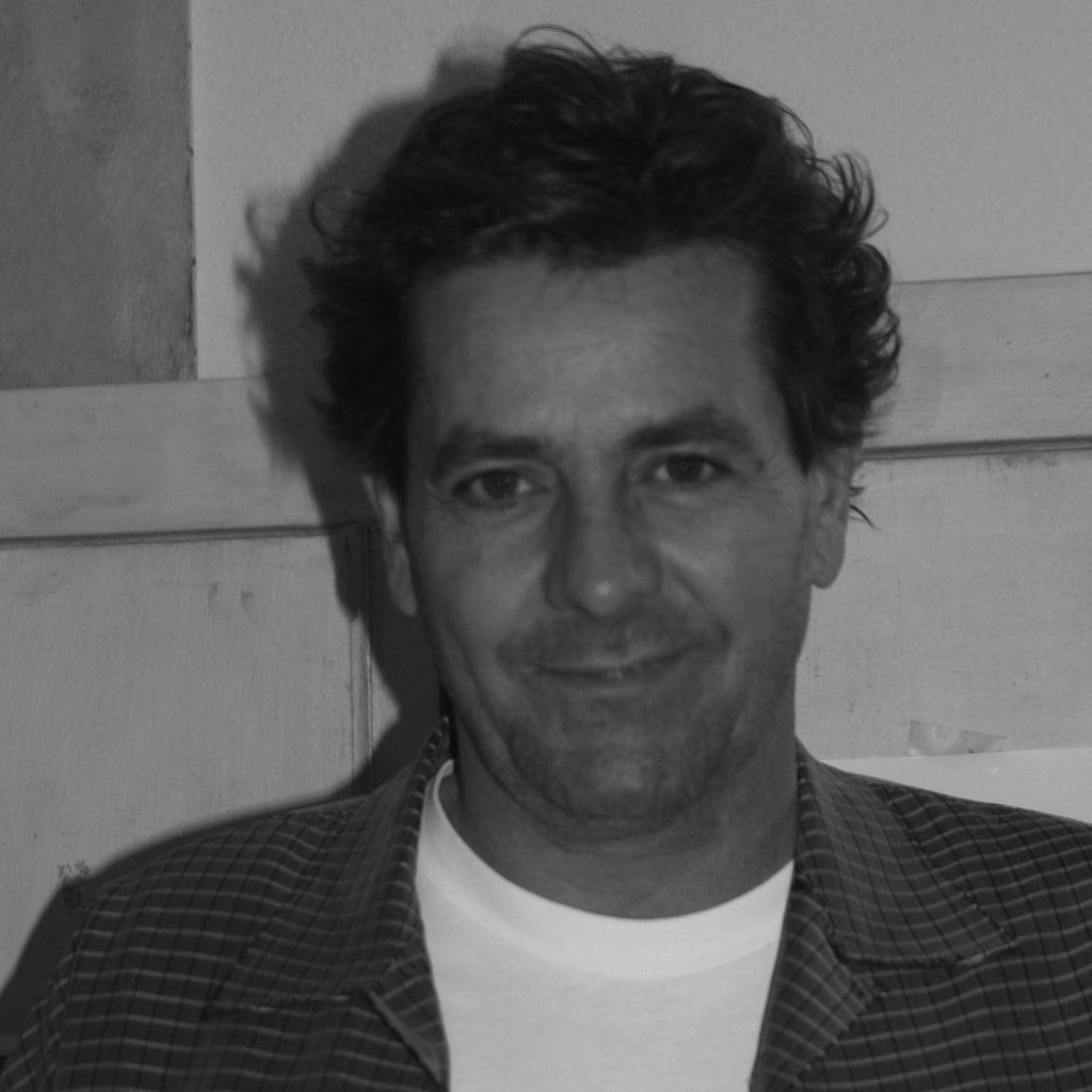 Serge Dos Santos professeur aux beaux arts de Cannes