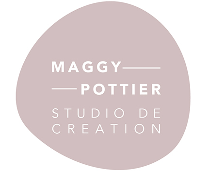logo de Maggy Pottier professeur de dessin à Cannes